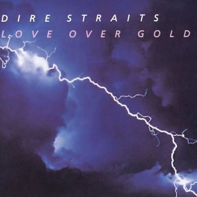 Dire Straits - Love Over Gold  ( Remastered ) CD NEU OVP