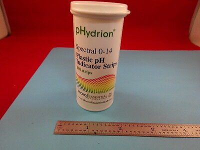 pH INDICATOR STRIPS PHYDRION TESTER #27-A-12