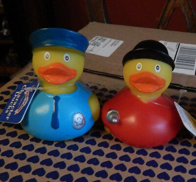 Character Rubber Ducks