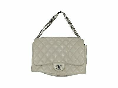 cb3637a54afa CHANEL COLORAMA FLAP Bag Quilted Watercolor Canvas Jumbo -  2