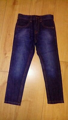 New Debenhams Bluezoo Indigo Slim Fit Jeans Age 6 Years