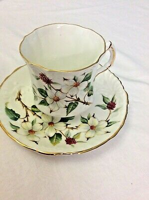 Spode Fine Bone China Cup and Saucer
