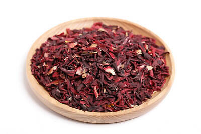 Hibiscus Flower Tea - Certified Organic