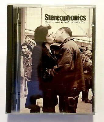 Stereophonics, Performance and Cocktails, ORIGINAL MINIDISC, MUSIC