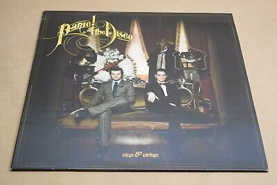 2448ce62 PANIC AT THE Disco - Vices & Virtues Vinyl Record - $15.00 | PicClick