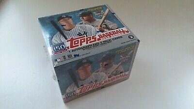 2019 Topps Series 1 HTA Jumbo 10 Pack Box MLB Autographs and Relics Available *