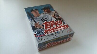2019 Topps Series 1 Hobby 24 Pack Box MLB Autographs and Relics Available *