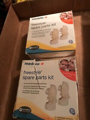 NEW MEDELA Ffreestyle Breastpump Spare Parts Kit Retail #67061