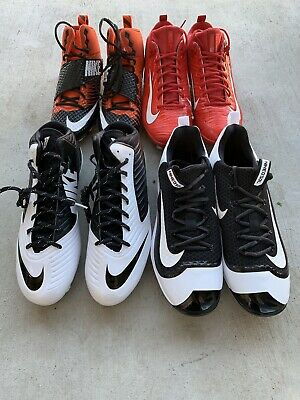 55b3ad471ce Lot Of Shoes Mens 4 pairs Nike Brand New Different Sizes Read Please