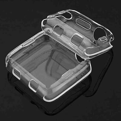For Apple Watch iWatch Screen Protective Case Cover Ultra Thin Clear Case 38MM