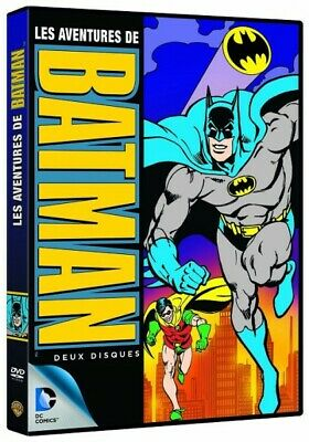 The Adventures of Batman DVD New Blister Pack