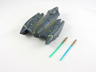 General Grievous to Grievous Starfighter STAR WARS / TRANSFORMERS Crossovers toy