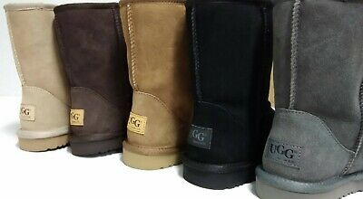 UGG BOOTS CLEARANCE Premium Australian Sheepskin 3/4  Classic, Water Resistant