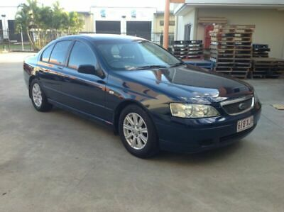 2005 Mk11 Fairmont Auto Sedan Duel/Fuel With Current Rwc