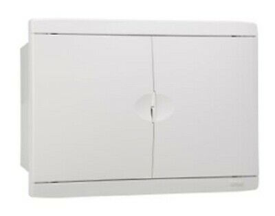 Clipsal SWITCHBOARD ENCLOSURE 258x376x70mm 15-Modules, Flush Mounting, White