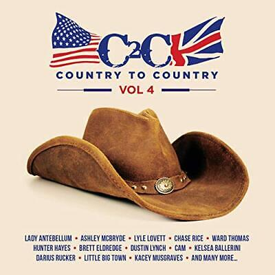Country To Country Volume 4 [Cd]