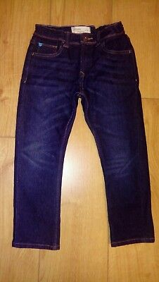 New Boys Matalan Indigo Jeans Age 6 years