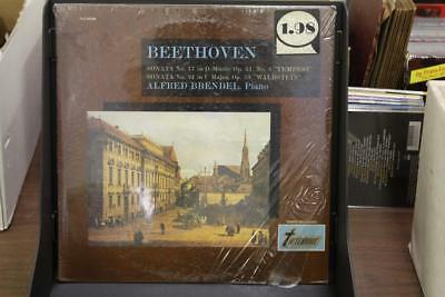 Alfred Brendel  Beethoven Op. 31 & 53  Turnabout TV-S 34394 Stereo LP SEALED