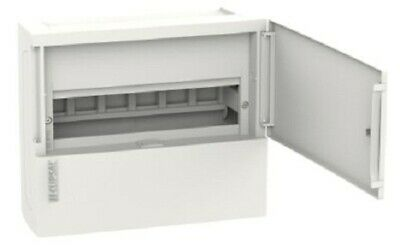 Clipsal RESI MAX SWITCHBOARD ENCLOSURE 228x268x98mm 63A 12-Module, Surface Mount
