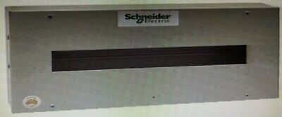 Schneider ACTI-9 LOAD CENTRE 231x454x66mm Steel 18-Poles Surface Mounted, Grey