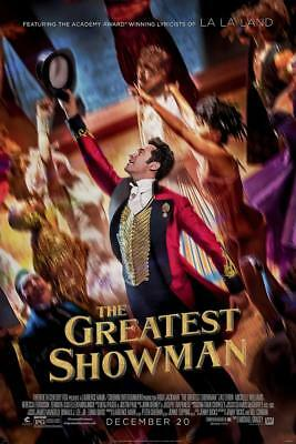 Hugh Jackman THE GREATEST SHOWMAN 2017 Orig 27x40 DS Movie Poster Michael Gracey