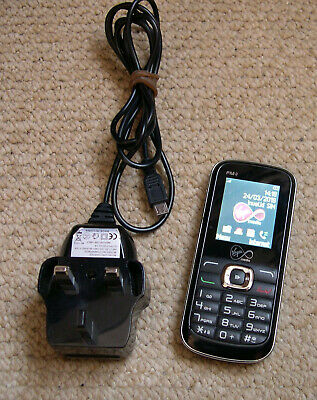 ALCATEL ONE TOUCH OT-506X Mobile Phone Locked To Virgin Media