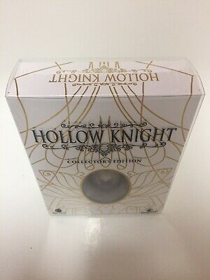Hollow Knight Collector's Edition PC + Gold Foil Art Print + Brooch *PreSale*