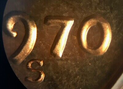 PCGS 1c 1970-S Proof Lincoln Cent Doubled Die FS-102 (FS-030) PR64 Red