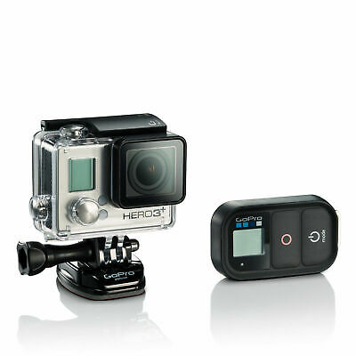 GoPro HERO 3+ Black Action Camera 4K HD Subacque - Rigenerata Certificata