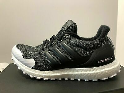 c8b7daac4 Adidas Ultra Boost x GOT 4 Game Of Thrones Night s Watch Black White EE3707  9.5