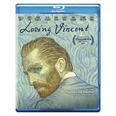 Cinedigm - Uni Dist Corp Brde5735 Loving Vincent (Blu Ray/special Edition) (W...