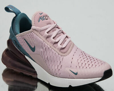 premium selection fa317 40f54 Womens Nike Air Max 270 AH6789-602 Particle Rose Celestial Teal NEW Size 7.5
