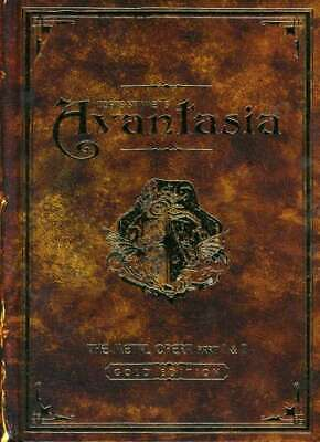The Metal Opera Vol.1 & Vol.2 [3 CD] - Avantasia AFM