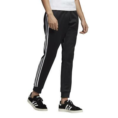 buy popular b3525 cd3b9 Adidas Originals Jogginghose 3-Stripes schwarz weiß