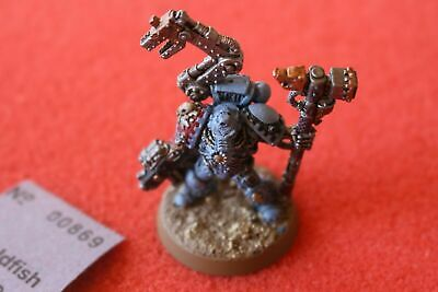 Games Workshop Warhammer 40k Space Wolves Dreadnought Arms Wolf Priests Last Lot