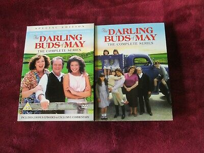 The Darling Buds Of May - The Complete Series (DVD, 2005) - 6 Disc set