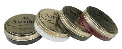 MIRROR GLOSS in 4 colors Saphir Medaille d'Or