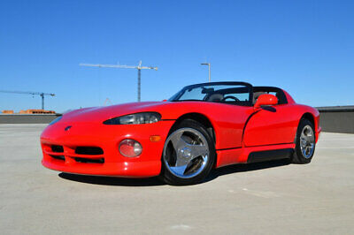 1993 Dodge Viper 2dr Open Sports Car 1993 DODGE VIPER,LOW MILES,ALL STOCK AND ORIGINAL,VERY CLEAN,JUST SERVICED!!!
