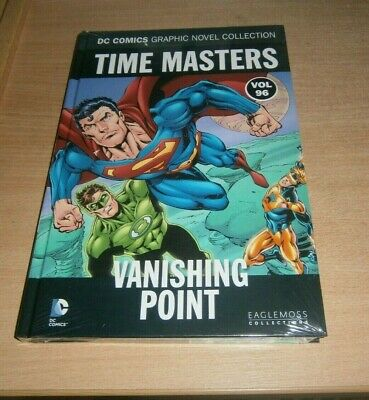 DC Comics Graphic Novel Collection #96 Time Masters; Vanishing Point