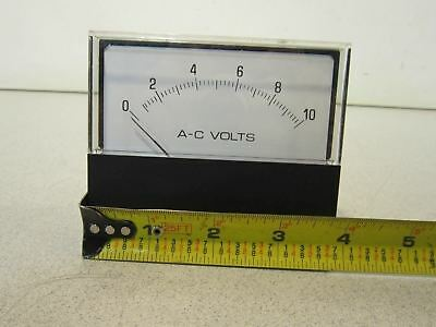 General Electric AC Voltmeter NSN: 6625011333330