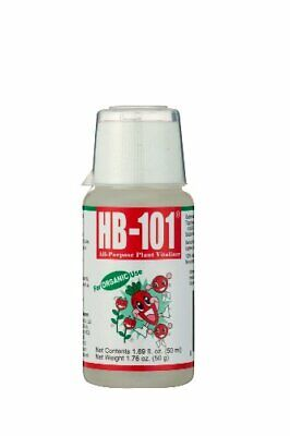 Highly Concentrated All Purpose Natural Plant Growth Formula (1.69oz)