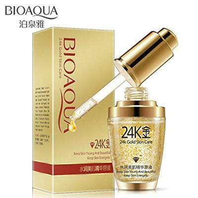 Anti Aging 24k Gold Whitening Firming Collagen Liquid with Hyaluronic Acid