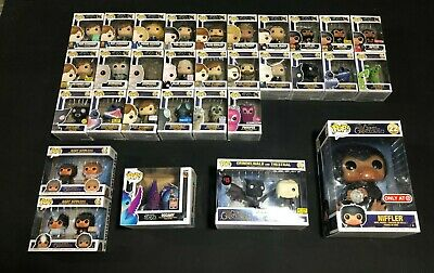 Funko Pop Fantastic Beasts Lot - includes Occamy and other rarities