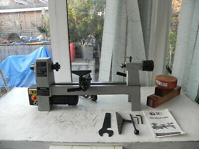 SIP Mini Wood lathe Variable Speed Lathe 250w Wood 230v  Woodworking
