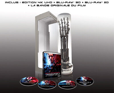 Terminator 2 - Edition Collector Ultimate - Edition Ultimate limitée N° 1466