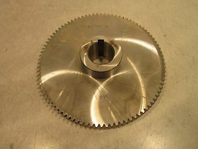 "Helical Gear 8-1/4"" 90 teeth"