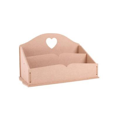 Craft Emotions MDF Letter Rack Kit #423540