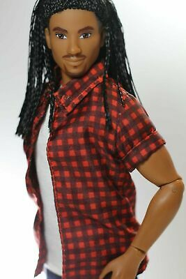 THE FRESH SQUAD DOLLS AA Articulated MALIK NEW IN BOX SOLD OUT