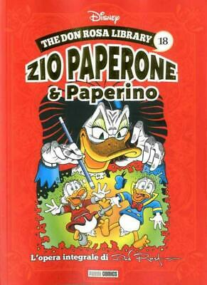 The Don Rosa Library 18 Zio Paperone E Paperino - Fumetto Panini Disney Italiano