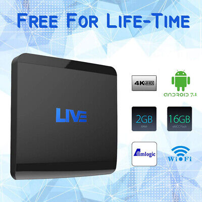 Live IPTV Receiver Box, 4K International IPTV With 1600+ Global Channels Arabic